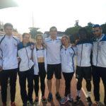 Gran actuación de los atletas de la Sociedad Gimnástica en el Campeonato de España de Federaciones  Autonómicas sub 18