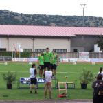 Sergio Paredes bronce en el Campeonato de España sub23