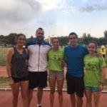 Bó papel dos atletas da Sociedad Gimnastica no Campionato de España de Federacións Autonómicas