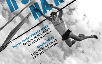 Segunda edición de Saltar na Rúa en Pontevedra