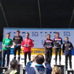 Joselyn Brea segunda na Coruña 10.