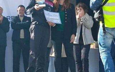 Catro podios para os atletas da Sociedad Gimnástica na Carreira Pedestre de Santiago