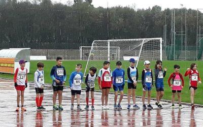 XVI Campeonato Gallego de Marcha en pista de invierno