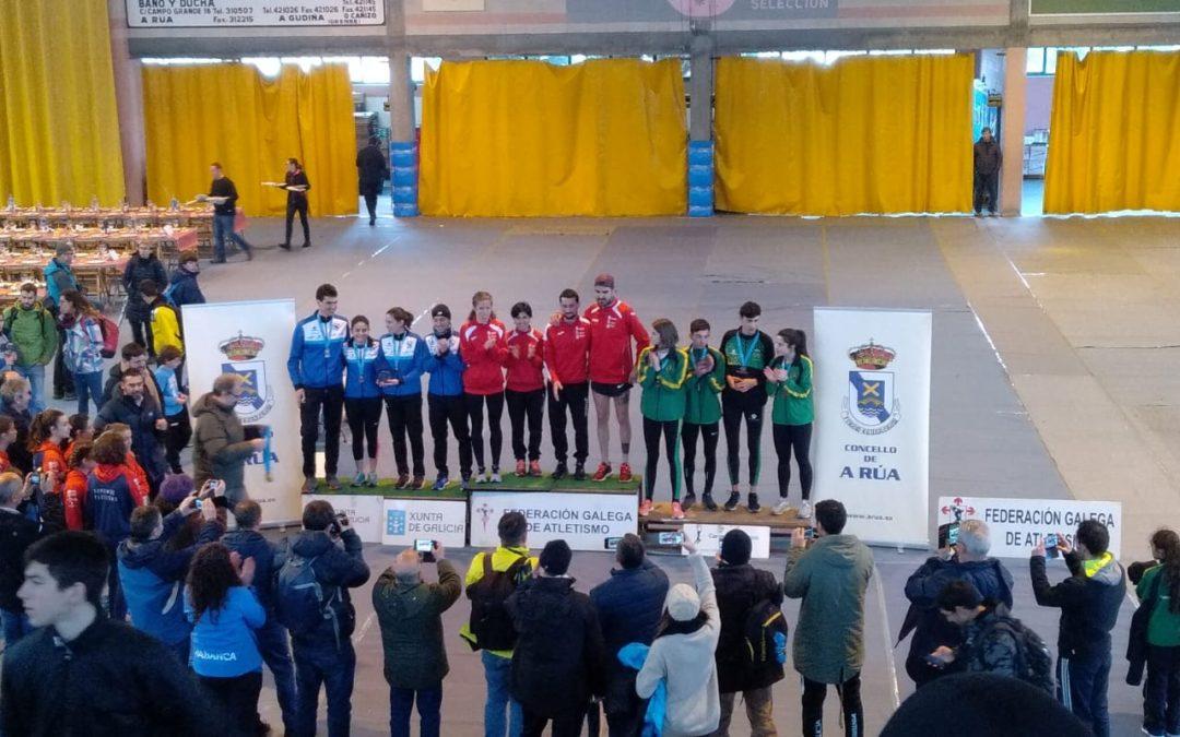 Blanca Armenteros y el relevo mixto consiguen el pase para el Campeonato de España de Cross
