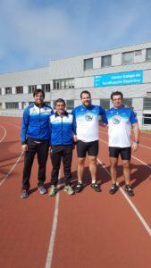 Campeonato Gallego de lanzamientos largos