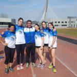 Los lanzadores arrasan en el Campeonato Gallego de Lanzamientos Largos