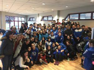 Club Atletismo Sada y Sociedad Gimnástica de Pontevedra