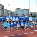 17 medallas para los atletas sub16 y sub18