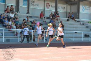 Festival de las Escuelas Municipales de Atletismo de Pontevedra