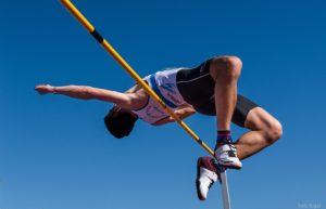 Hugo Silvares salto de altura atletismo
