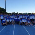 Terceros puestos para ambos equipos de la Sociedad Gimnástica de Pontevedra en la Segunda Jornada de Liga