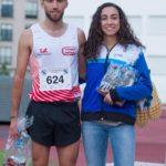 Lucía Ferrer y Jorge Puig se llevan el Trofeo Sociedad Gimnástica de Pontevedra