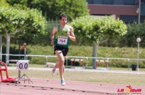 Alberto Moral atletismo fichajes