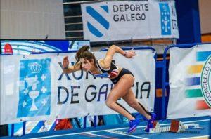 Claudia Torres atletismo fichaje
