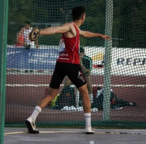 Diego Casas atletismo fichajes