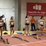Cristina Garrido y Lucía Ferrer consiguieron las mínimas para el Campeonato de España de Pista Cubierta