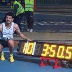 Quince medallas y cinco mínimas en el Campeonato Gallego Absoluto de Pista Cubierta