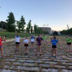 Vuelven los entrenamientos en grupo