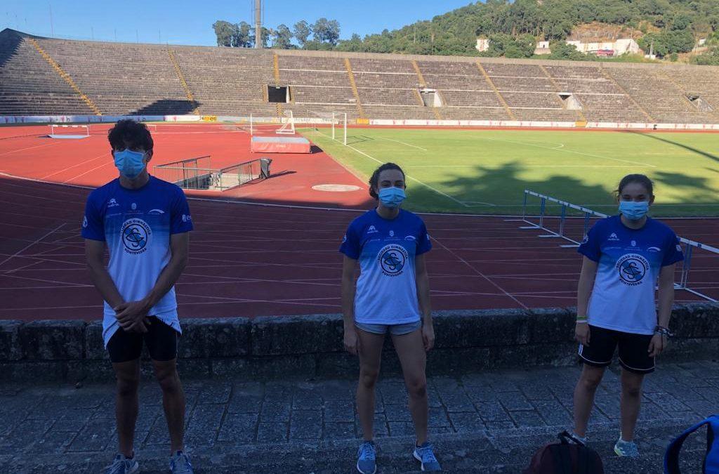 """Primera competición de la """"nueva normalidad"""" para los atletas de la Gimnástica"""