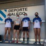 El atletismo ha vuelto a Pontevedra
