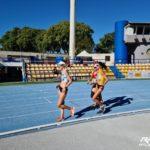 Antía Chamosa se lleva la medalla de plata en un Campeonato de España sub23 con exclusividad de presencia femenina