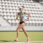 Nueve atletas y el relevo corto compiten en el Campeonato de España Absoluto