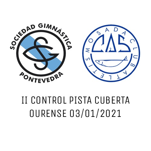 II Control PC Sociedad Gimnástica de Pontevedra – Club Atletismo Sada