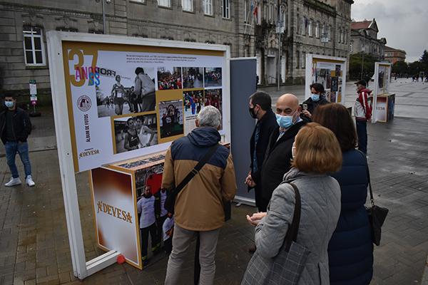 Exposición San Silvestre Pontevedra