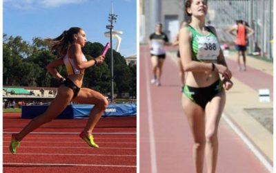 La Sociedad Gimnástica de Pontevedra incorpora a dos atletas para suplir una baja muy sensible