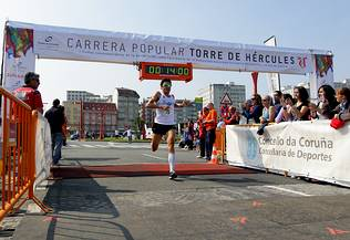 Javier Gómez Noya, el pentacampeón del mundo se une a las filas de la Sociedad Gimnástica de Pontevedra