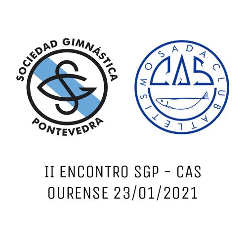 II Encontro SGP-CAS