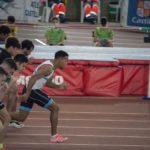 Tres velocistas gimnásticos a la conquista del nacional sub23 de pista cubierta