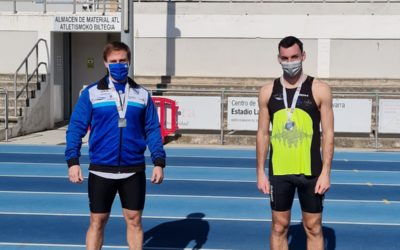 Raúl Pagán se proclama campeón de Euskadi