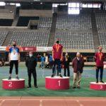 Oriol Madi se convierte en subcampeón catalán de 200ml