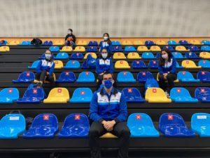Campeonato Gallego sub16 de Pista Cubierta