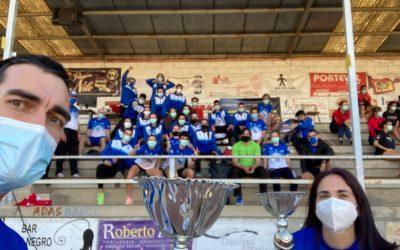 Los dos equipos de la Sociedad Gimnástica de Pontevedra empiezan las ligas