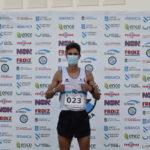 El XLV Trofeo de la Sociedad Gimnástica de Pontevedra termina con un récord gallego