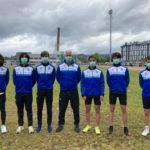 El equipo masculino manda en las combinadas gallegas