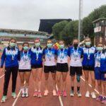 La Sociedad Gimnástica de Pontevedra es el mejor equipo femenino y mixto de Galicia